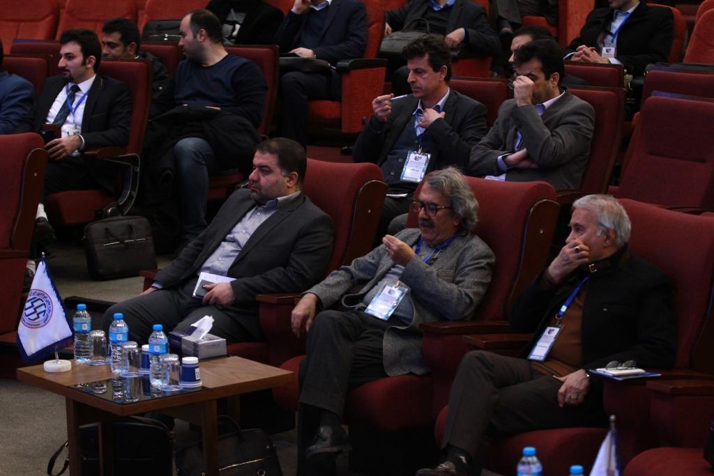 کنفرانس ملی سازه و فولاد